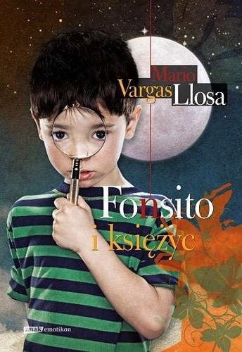 Okładka książki Fonsito i księżyc