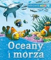 Okładka książki Oceany i morza