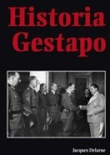 Okładka książki Historia Gestapo