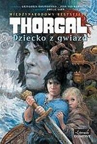 Okładka książki Thorgal. Dziecko z gwiazd