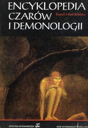 Okładka książki Encyklopedia czarów i demonologii