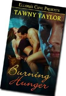Okładka książki Burning hunger