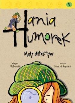 Okładka książki Hania Humorek Mały detektyw