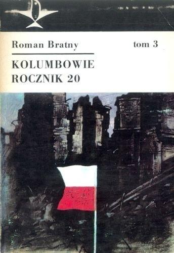 Okładka książki Kolumbowie rocznik 20. Tom 3