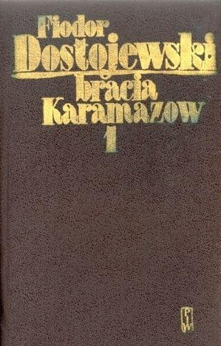 Okładka książki Bracia Karamazow. Tom 1-2