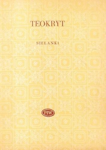 Okładka książki Sielanki