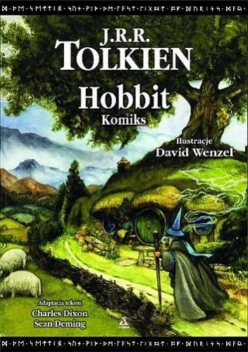 Hobbit - Komiks - John Ronald Reuel Tolkien