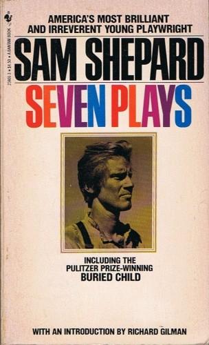 Okładka książki Seven Plays