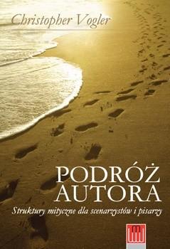 Okładka książki Podróż autora. Struktury mityczne dla scenarzystów i pisarzy