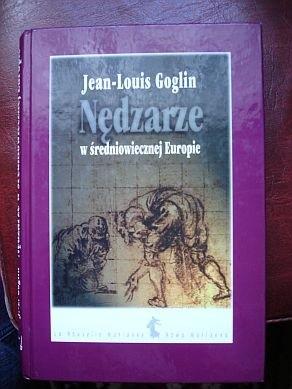 Okładka książki Nędzarze w średniowiecznej Europie