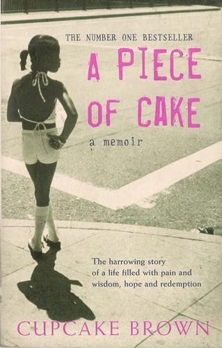 Okładka książki A Piece of Cake: A Memoir