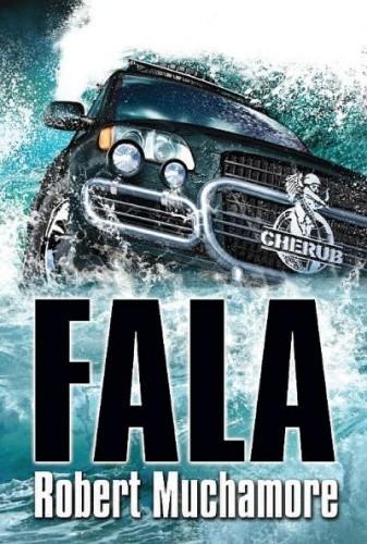 Okładka książki Fala