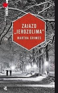 """Okładka książki Zajazd """"Jerozolima"""""""