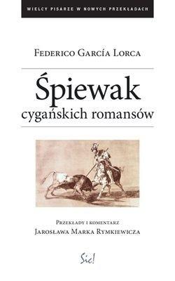 Okładka książki Śpiewak cygańskich romansów