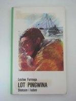Okładka książki Lot pingwina. Słońcem i lodem