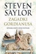 Okładka książki Zagadki Gordianusa. Rzymska krew, Dom westalek