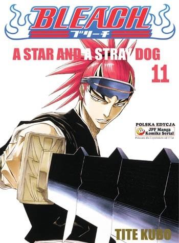 Okładka książki Bleach 11. A Star and a Stray Dog