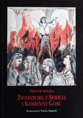 Okładka książki Zwodziciel z Sewilli i Kamienny Gość