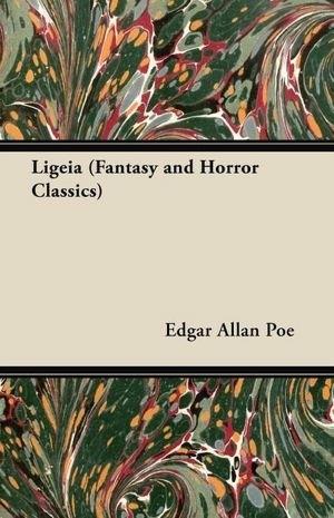 Okładka książki Ligeia