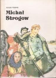 Okładka książki Michał Strogow