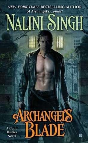 Okładka książki Archangel's Blade