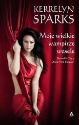 Okładka książki Moje wielkie wampirze wesele