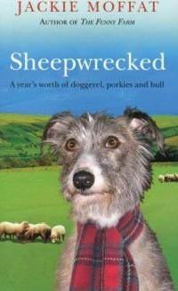 Okładka książki Sheepwrecked