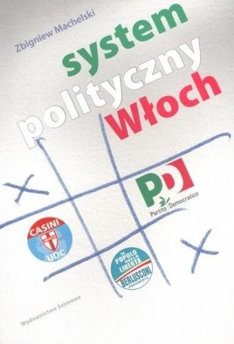 Okładka książki System polityczny Włoch