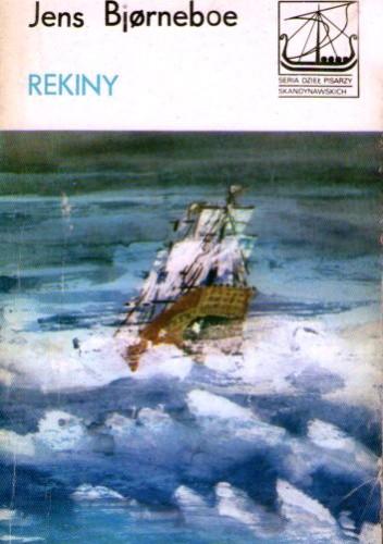 Okładka książki Rekiny