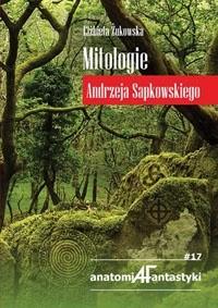 Okładka książki Mitologie Andrzeja Sapkowskiego