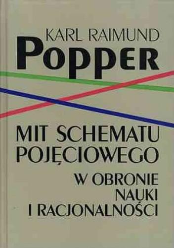 Okładka książki Mit schematu pojęciowego: w obronie nauki i racjonalności