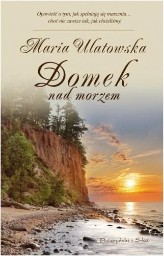 Okładka książki Domek nad morzem