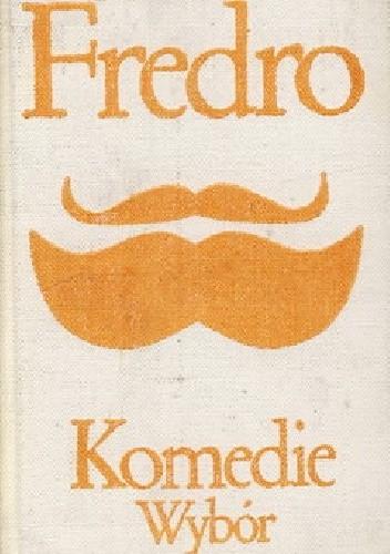 Okładka książki Komedie. Wybór