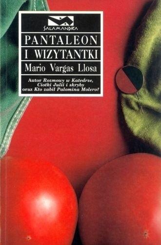 Okładka książki Pantaleon i wizytantki