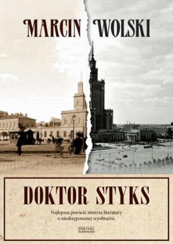 Okładka książki Doktor Styks