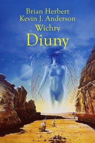 Okładka książki Wichry Diuny