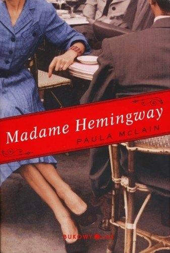 Okładka książki Madame Hemingway