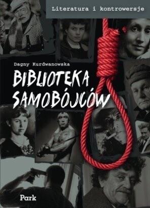 Okładka książki Biblioteka samobójców