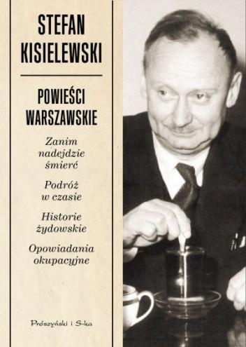 Okładka książki Powieści warszawskie