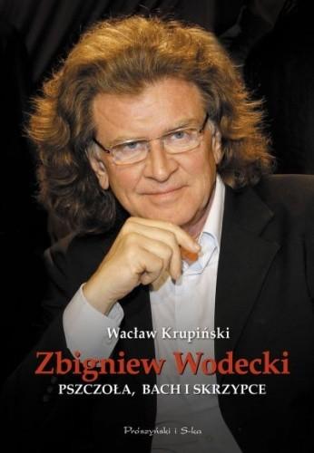 Okładka książki Pszczoła, Bach i skrzypce