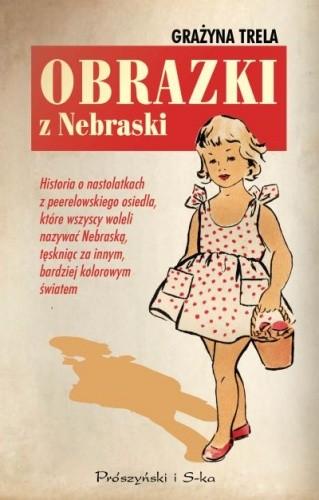 Okładka książki Obrazki z Nebraski