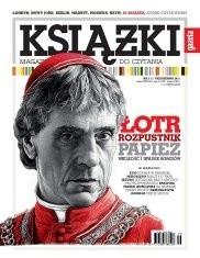 Okładka książki Książki. Magazyn do czytania, nr 2/ wrzesień 2011