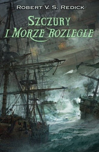 Okładka książki Szczury i Morze Rozległe