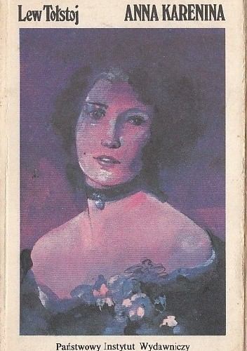 Okładka książki Anna Karenina - tom I