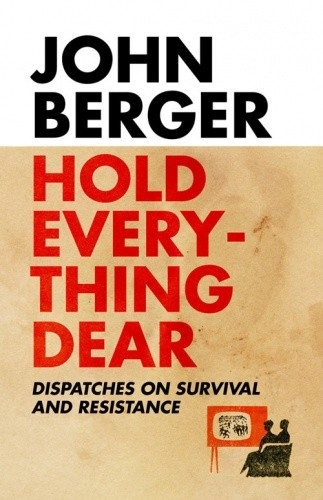 Okładka książki Hold Everything Dear