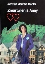 Okładka książki Zmartwienia Anny