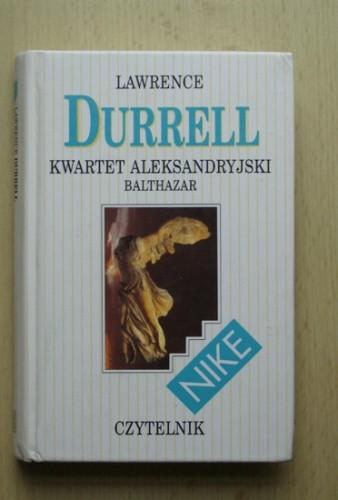 Okładka książki Kwartet aleksandryjski. Balthazar