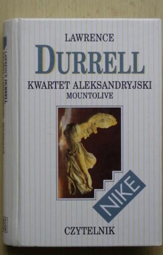 Okładka książki Kwartet aleksandryjski. Mountolive