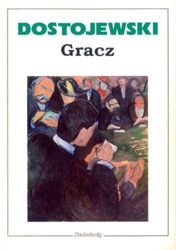 Okładka książki Gracz