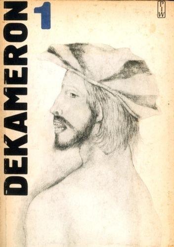 Okładka książki Dekameron. Tom 1